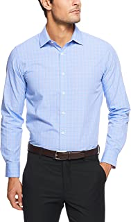 Oxford Men Beckton Checked Shirt Classic Long Sleeve
