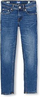 Jack & Jones Junior jongens spijkerbroek JJIGLENN JJORIGINAL AM 814 NOOS JR
