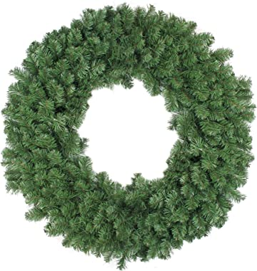 Northlight Colorado Pine Artificial Christmas Wreath - 48-Inch, Unlit