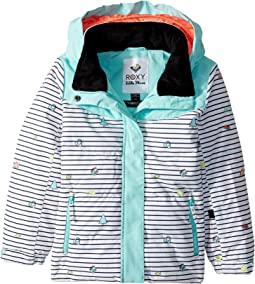 Roxy Kids - Anna Little Miss Jacket (Toddler/Little Kids)