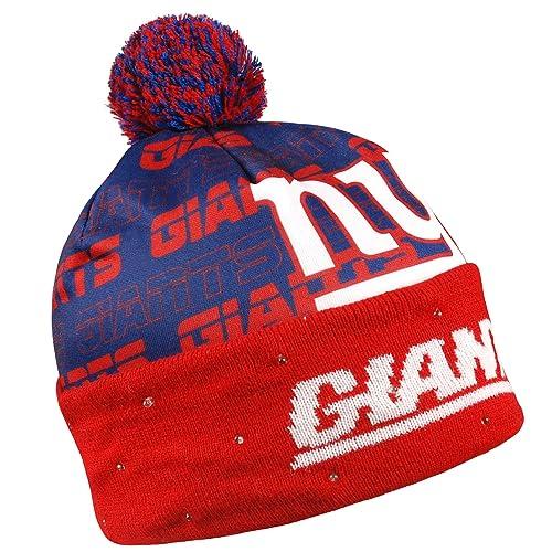 9dc78394daf New York Giants Winter Hat  Amazon.com
