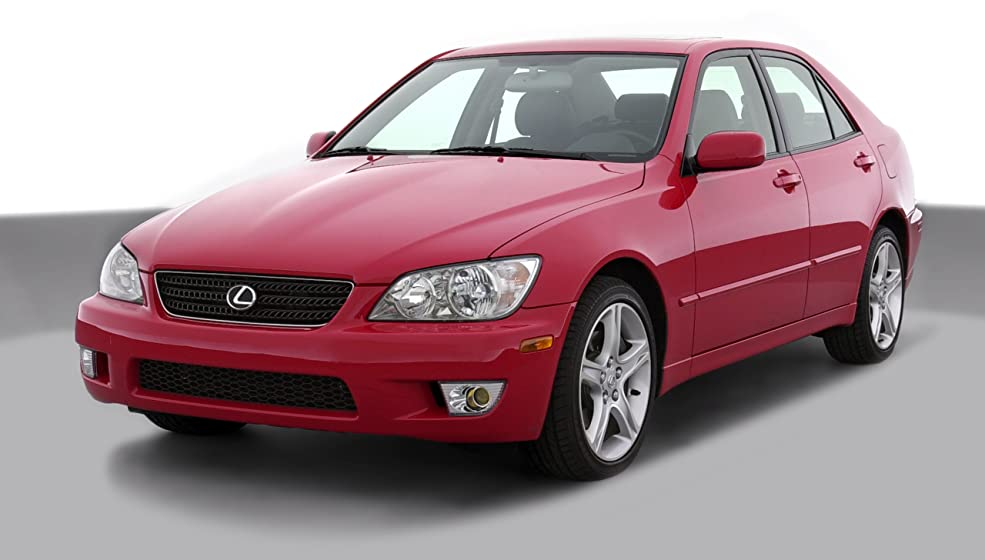 2002 lexus is300 manual book