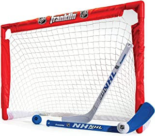 Franklin NHL Street Hockey Goal, Stick and Ball Set