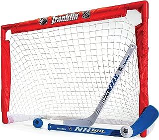 Franklin NHL Street Hockey Goal, Stick and Ball Set