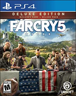 Far Cry 5 Deluxe Edition - PS4 [Digital Code]