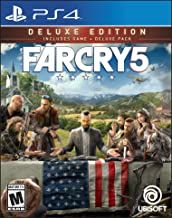 far cry 5 deluxe edition content