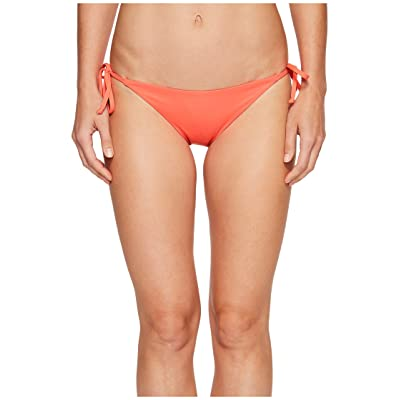 BECCA by Rebecca Virtue Color Code Tie Side Bottom (Persimmon) Women