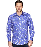 Villa Clara Long Sleeve Woven Shirt
