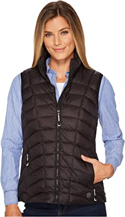 Roper - 1411 Dull Black Down Vest
