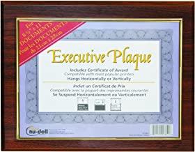 create an award plaque