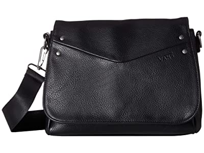Vans Rumer Satchel (Black) Handbags