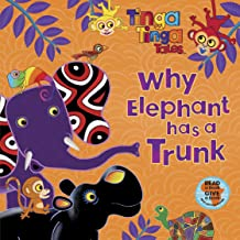 Why Elephant Has a Trunk (Tinga Tinga Tales)