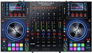 Denon DJ MCX8000 | Standalone DJ Player and Serato 4-Channel DJ Controller)
