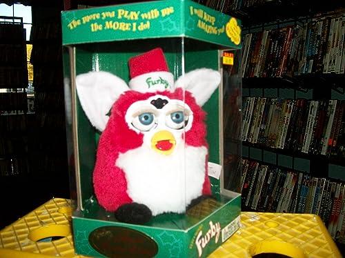 Todos los productos obtienen hasta un 34% de descuento. Special Limited Limited Limited Edition Christmas Furby  mejor servicio