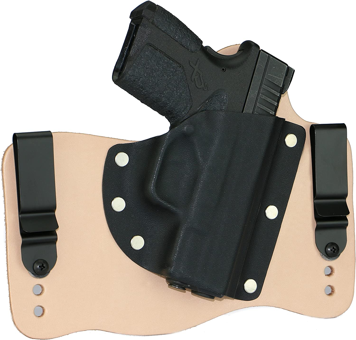 FoxX Holsters Springfield half XD-S 9mm 45 The Today's only Waistband Hyb ACP in