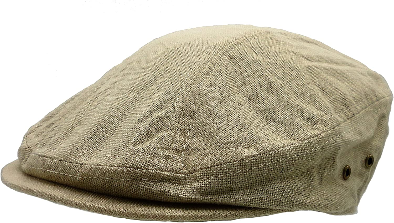 Wonderful Fashion Ivy Modern Driving Golf Cap Mens Newsboy Phoenix Mall Hat Very popular