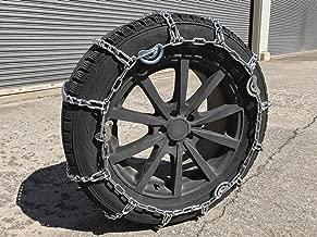 TireChain.com P275/60R20, P275/60 20 Cam Tire Chains, w/Spider Tensioners