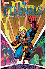 Eternals: The Dreaming Celestial Saga (Eternals (1985-1986)) Kindle Edition