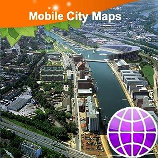 Duisburg Street Map