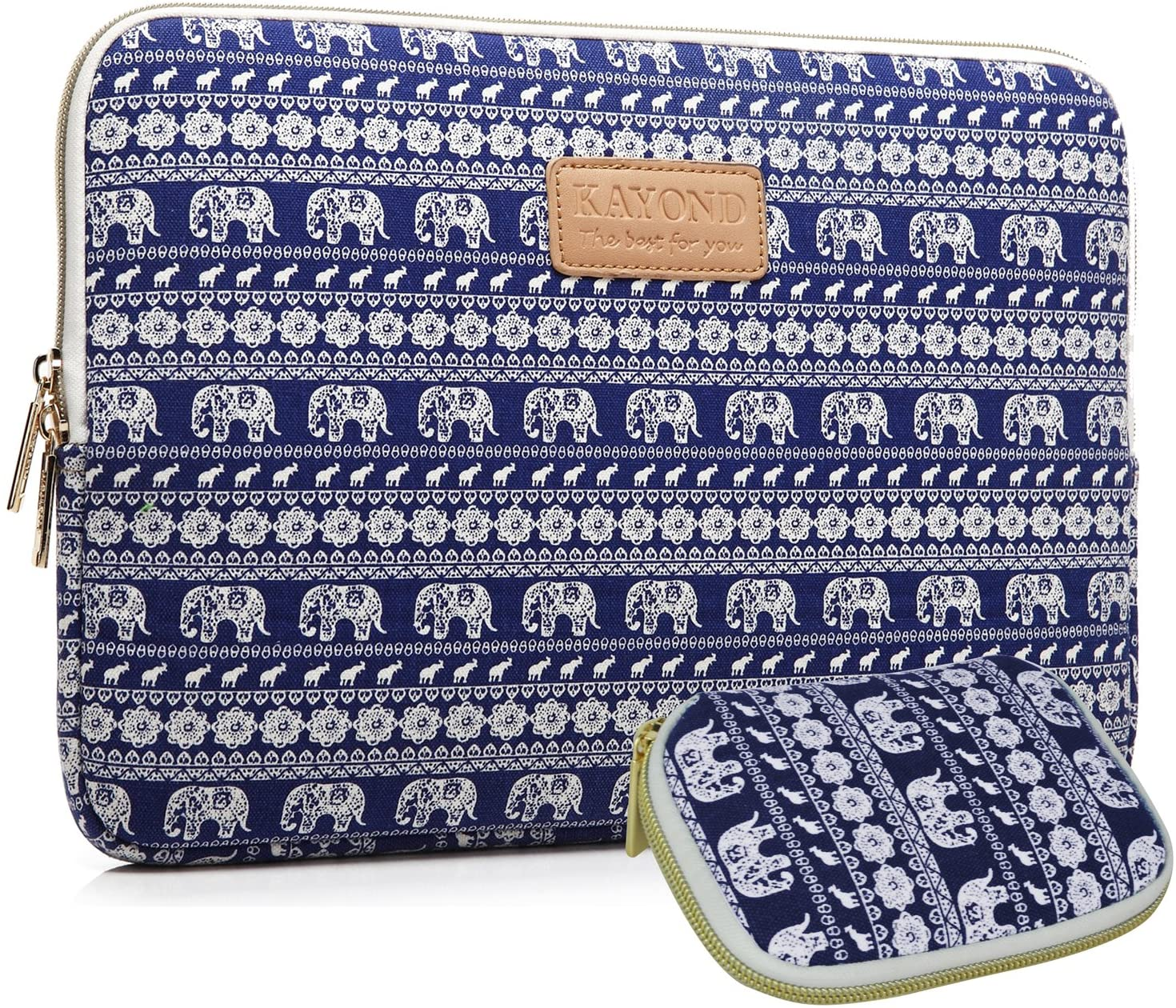 Kayond KY-23 Canvas Fabric Sleeve 13.3-Inch Limited Special Price Elepha Laptops Ranking TOP6 - for
