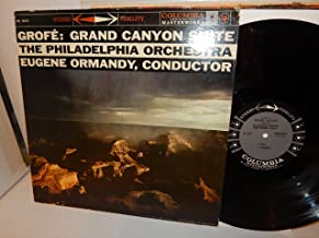 Grofe: Grand Canyon Suite / The Philadelphia Orchestra, Eugene Ormandy