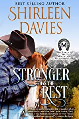 Stronger than the Rest (MacLarens of Fire Mountain Book 4) Kindle Edition