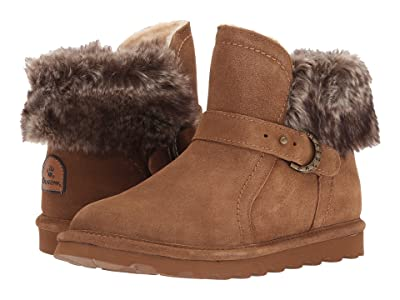 Bearpaw Koko (Hickory/Tipped) Women