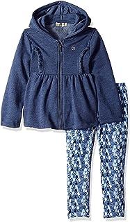 Calvin Klein Girls' 2 Pieces Jacket Set