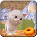 Gatinho casa aventura artesanato simulador 3D: louco gatinho gato evolução jogos grátis para crianças 2018