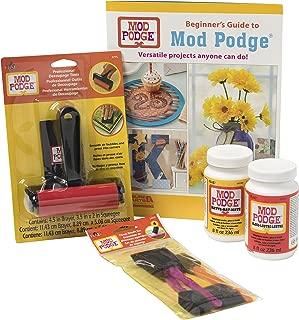 Mod Podge PROMOMPBEG Beginner Paper Craft Kit, 8 oz