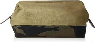 """Fossil Men's Framed Shave Kit Brown, 10.3""""L x 6""""W x 5.5""""H"""