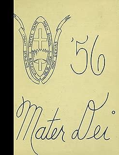 (Reprint) 1956 Yearbook: Notre Dame High School, Batavia, New York
