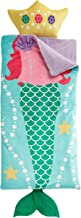 dream FACTORY Mermaid Dreams Ultra Soft Slumber Sleeping Bag, 27