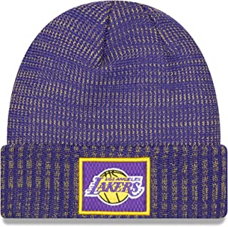 New Era Los Angeles Lakers NBA On Court All-Star Beanie Knit Hat