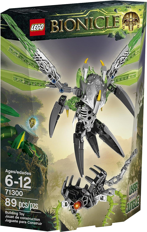 servicio considerado LEGO Bionicle Uxar Creature of Jungle 71300 by LEGO LEGO LEGO  hasta un 70% de descuento