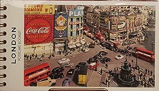 London Postcard Booklet