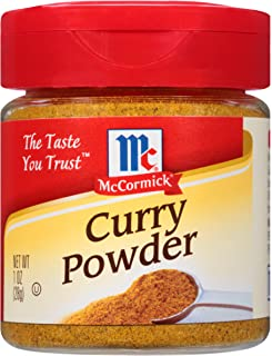 McCormick Curry Powder, 1 oz (Pack of 6)