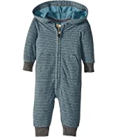 PEEK - Stripe Zip One-Piece (Infant)