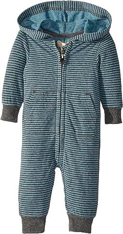 PEEK - Stripe Zip One-Piece (Infant)