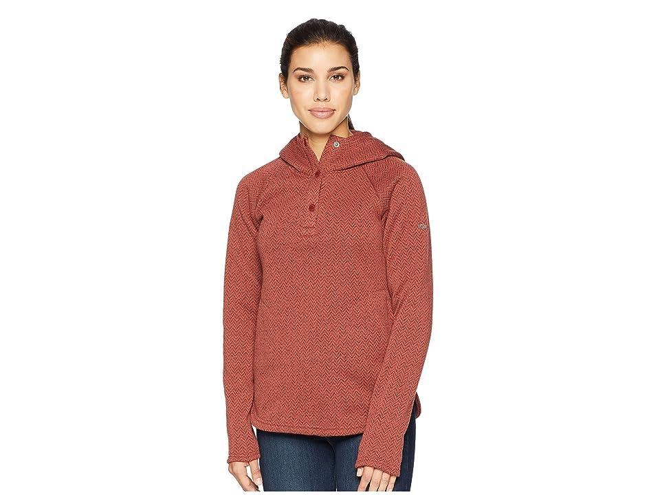 Columbia Darling Daystm II Pullover Hoodie (Garnet Red) Women
