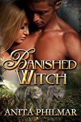 Banished Witch: Paranormal Romantic Suspense Kindle Edition