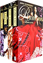 Anna Godbersen 4 Books Collection Set A Luxe Novel (Rumours, Envy, The Luxe, Splendour)