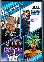 4 Film Favorites Eddie Murphy Family: (A Thousand Words / Imagine That / Adventures of Pluto Nash / Dreamgirls)