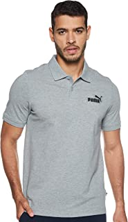 PUMA Men's ESS Pique Polo T-Shirt