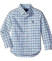 Polo Ralph Lauren Kids - Checked Cotton Oxford Shirt (Toddler)
