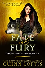 Fate and Fury: Book 6 of the Grey Wolves Series