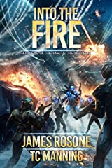 Into the Fire (Rise of the Republic Book 5) Kindle Edition