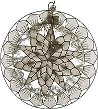 Gift Ko Handmade Ring/Starlite Parol Christmas Lantern 18 inch Natural