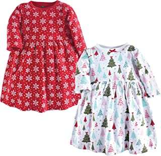 Toddler and Baby Girl Cotton Dresses