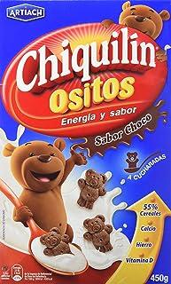 comprar comparacion Artiach - Galletas Chiquilín Ositos Choco 450 g
